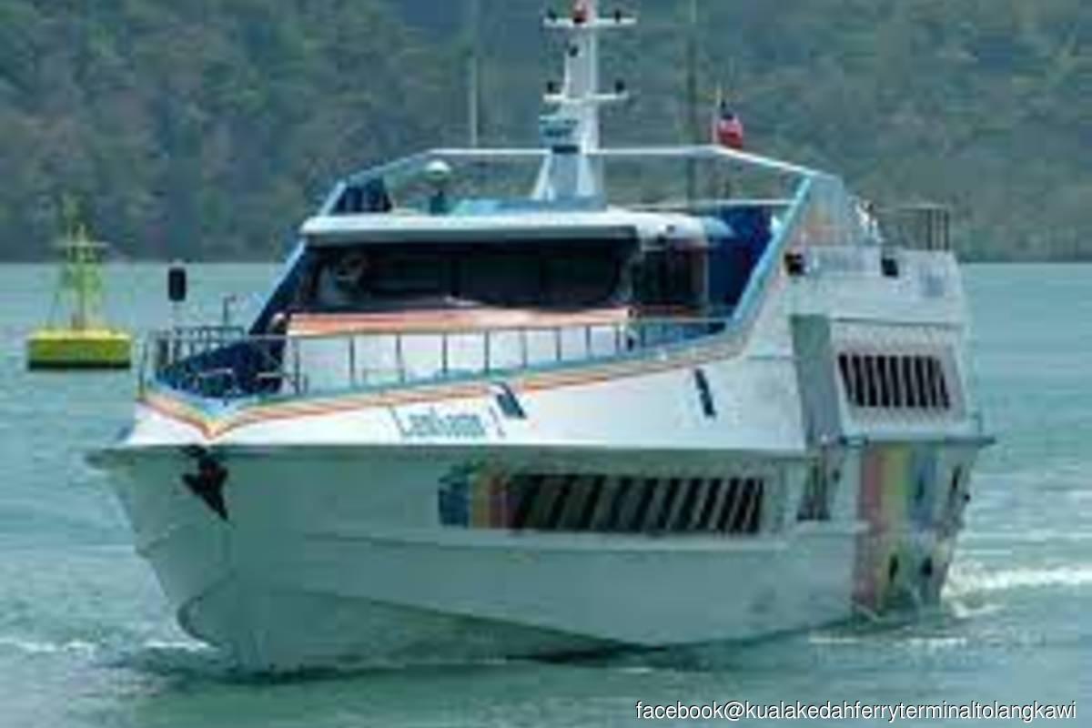 Kuala Kedah-Langkawi ferry service to resume from Sept 23