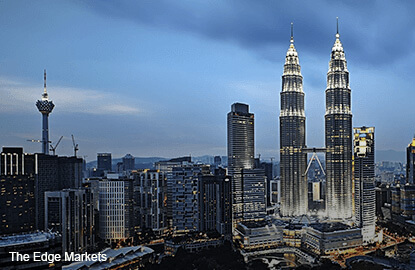 Malaysia's 3Q GDP growth higher at 4.3%