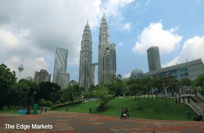 Petronas' Cititower set to take shape