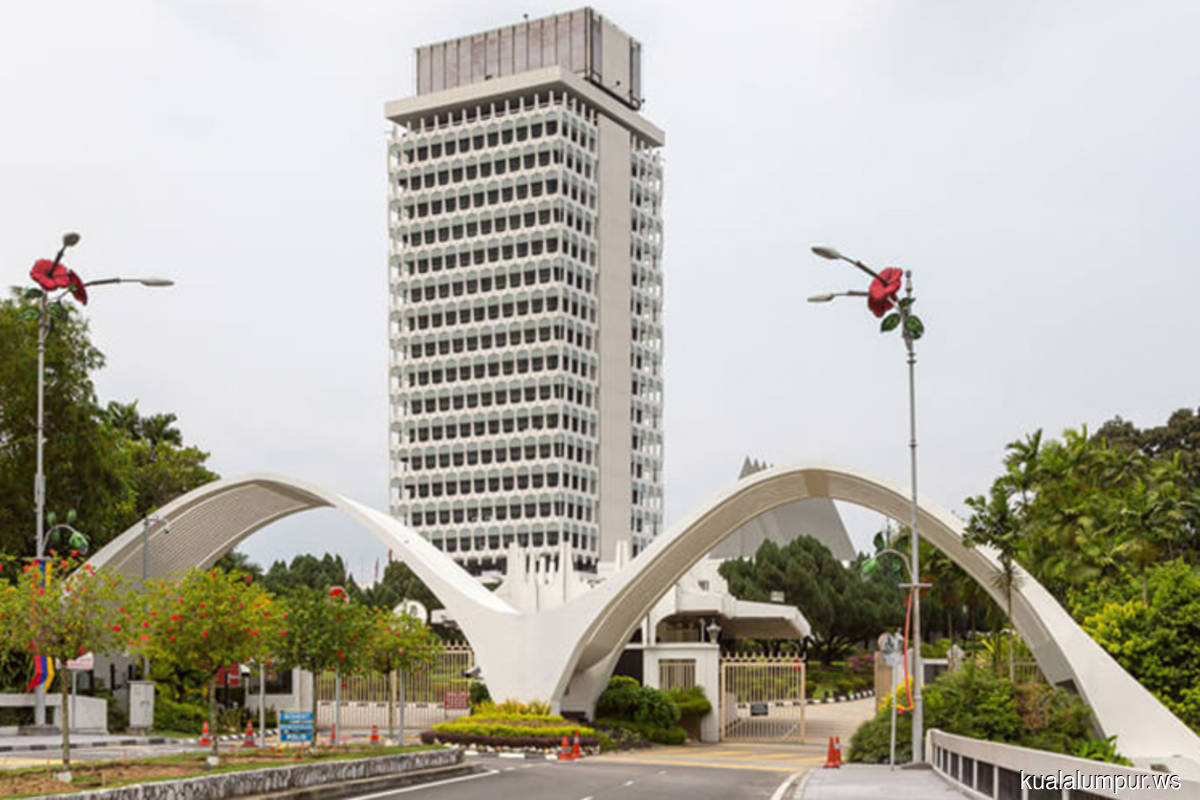 Dewan Negara passes five bills