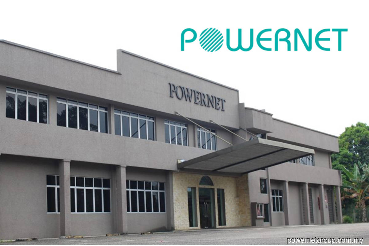 Kumpulan Powernet rises after announcing share split, issuance of free warrants