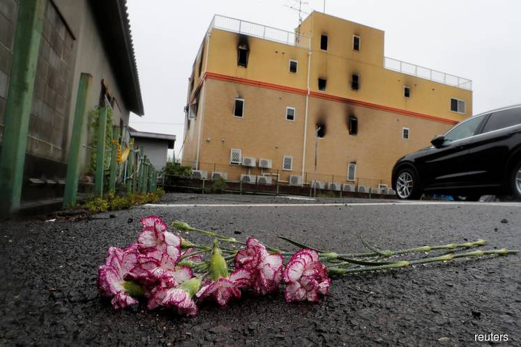 Suspected arsonist planned Japan's worst mass killing in 18 years-media