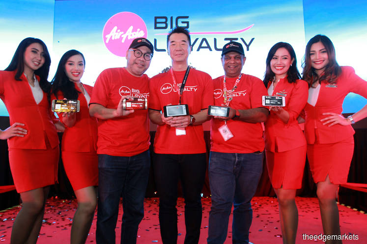 AirAsia: Loyalty programme to contribute 5% to revenue in 2018