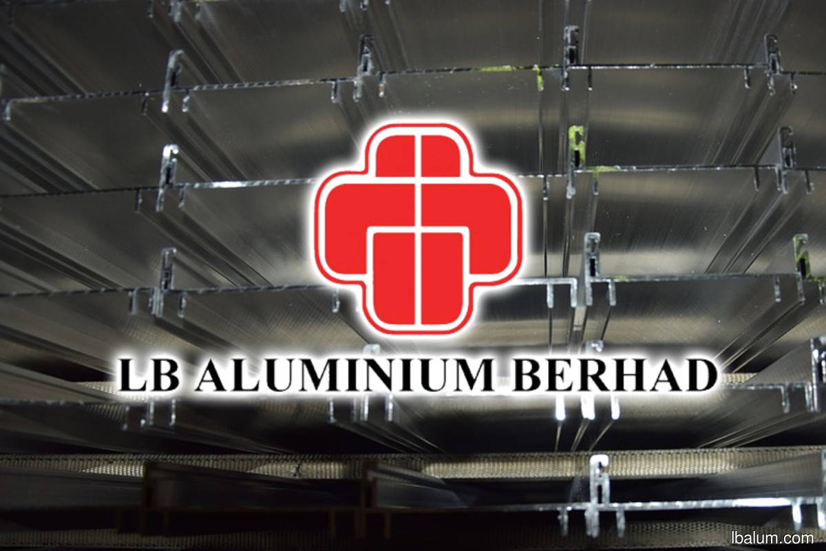 LB Aluminium's 3Q net profit more than triples to RM14.88m on higher sales and improved margins