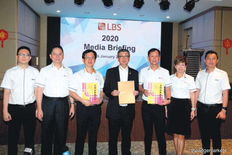 LBS increases sales target for FY2020 to RM1.6 bil