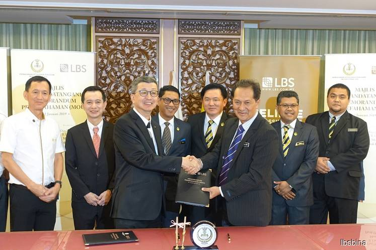 LBS and SSI ink MoU to develop two land parcels in Perak