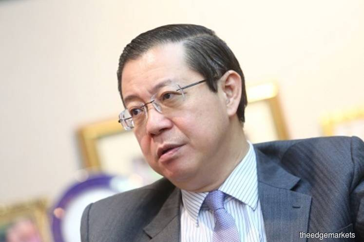 Exchange 106 required MoF fund injection, says finance minister