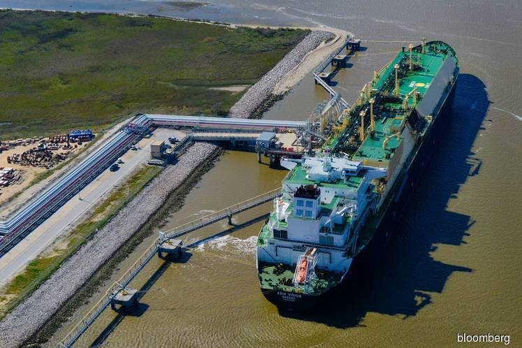 Trade deal could propel U.S. to top of China's LNG supplier list