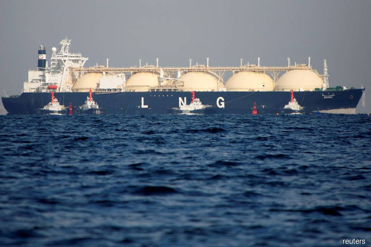 Europe trumping Asia in contest for LNG amid record prices