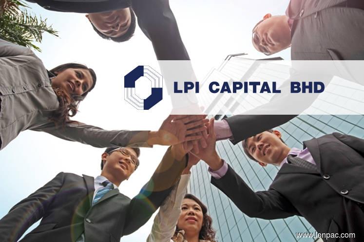 LPI Capital 2Q net profit up 7.7%, declares 27 sen dividend