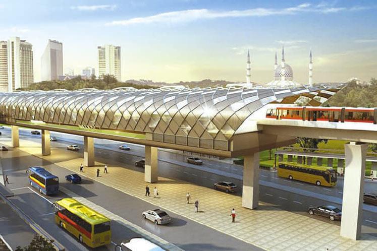 LRT3 cost jumps to RM31.45 billion