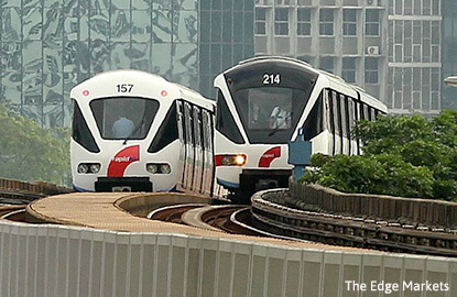 Fewer but bigger LRT3 packages to go around