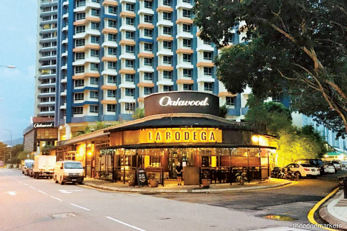The new La Bodega outlet in Jalan Ampang, Kuala Lumpur, which opened this month. The Qureshi Group acquired the popular chain two months ago.