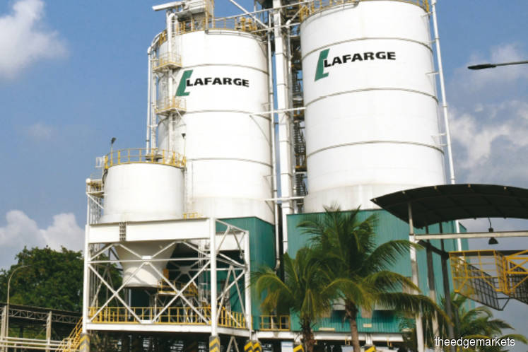 Inadequate explanation cited for blocked Lafarge RRPTs