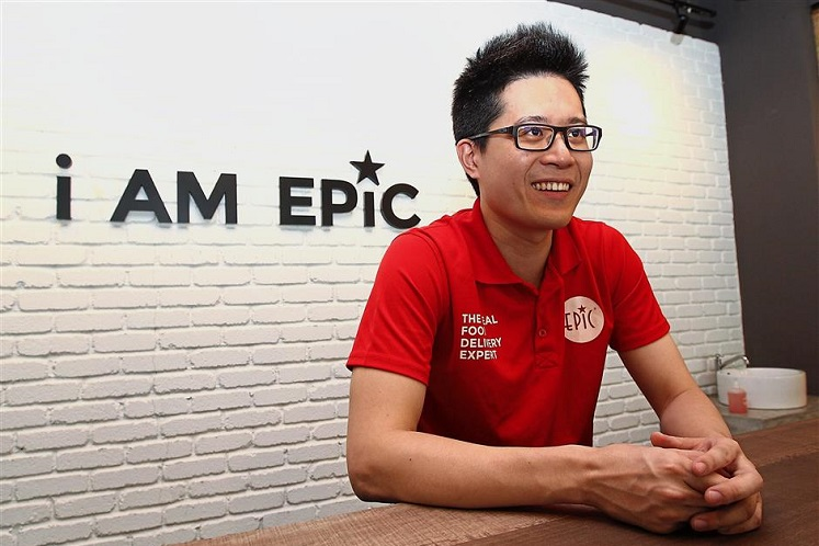 Lai Wick Kee, a director of Epic Food Hall.