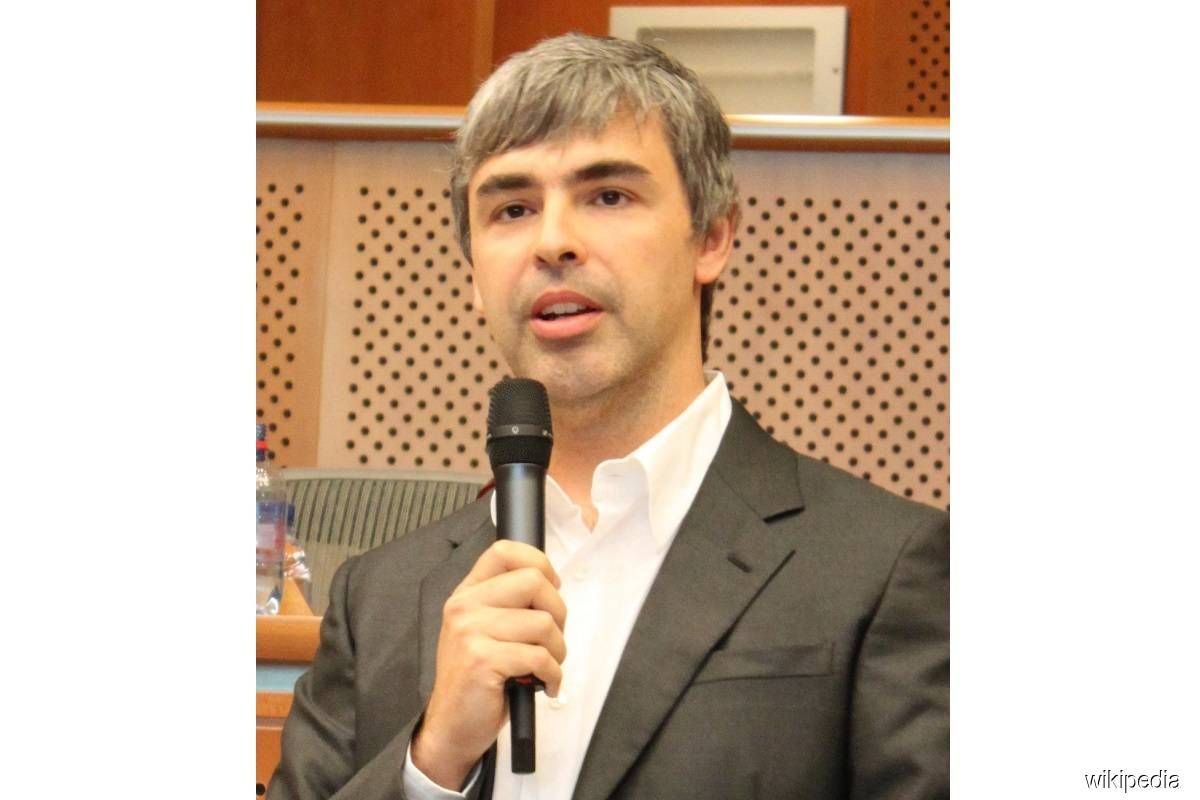 Google's Larry Page obtained New Zealand residency, Stuff says