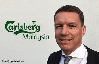 Lars Lehmann is Carlsberg Malaysia's new managing director