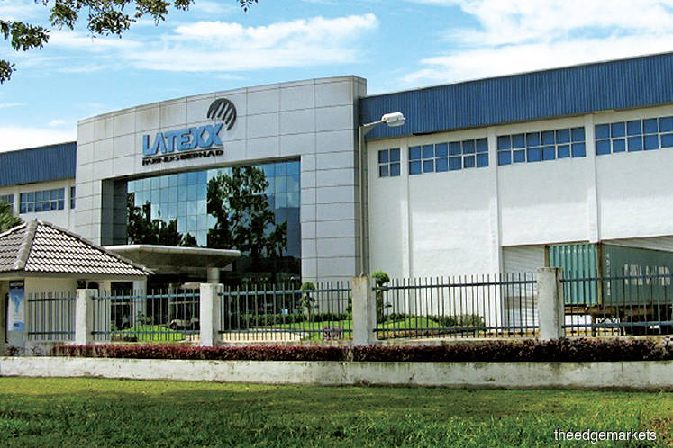 Semperit bought a 98.56% stake in Latexx Partners for close to RM600 million in 2012