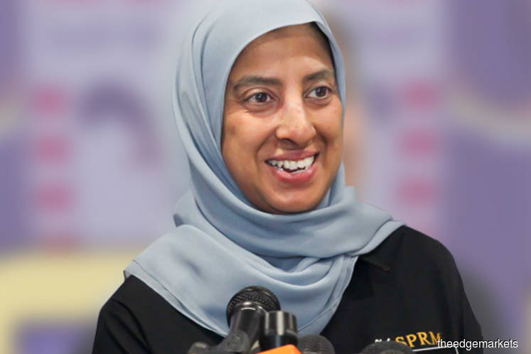 No one can hide their grand-scale corruption from MACC — Latheefa