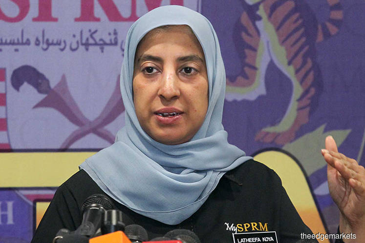 MACC chief Latheefa intends to lodge police report over plan to ruin her reputation