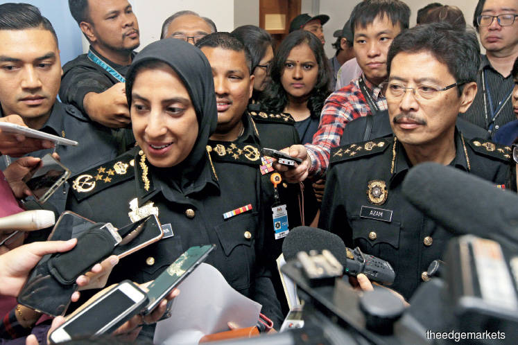 Judges under MACC watch