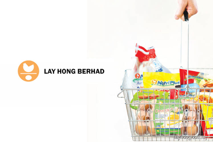 Lay Hong actively traded as top executive disposes warrants