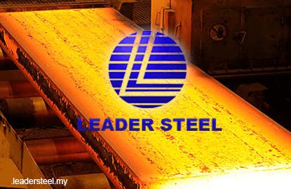 Leader Steel narrows losses in 3Q
