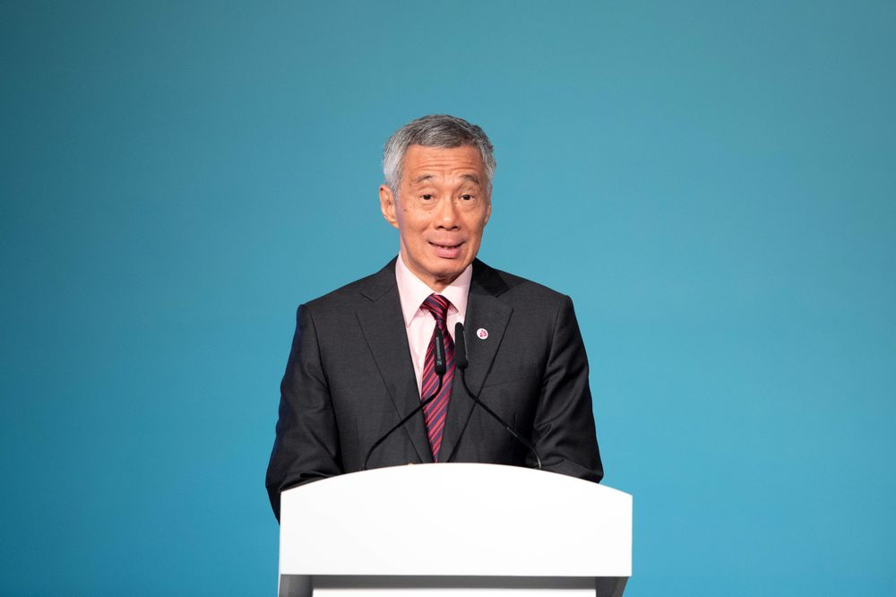 Singapore PM in op-ed says China can't take US's security role in Southeast Asia