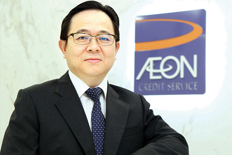 Good times to keep rolling for AEON Credit
