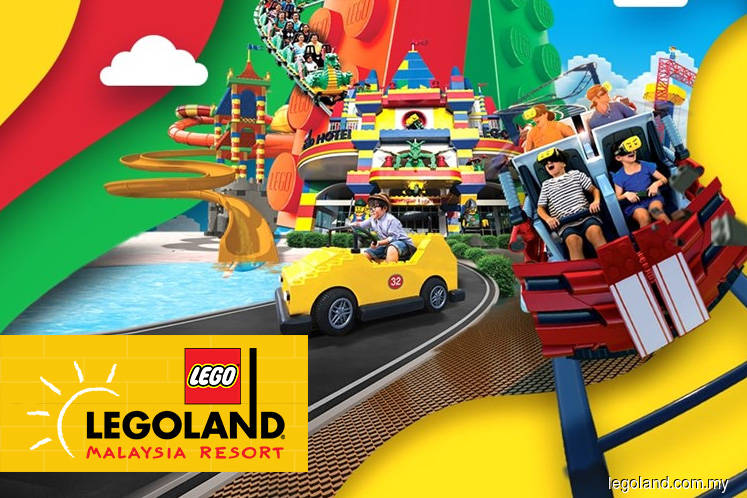 Legoland reopens to visitors
