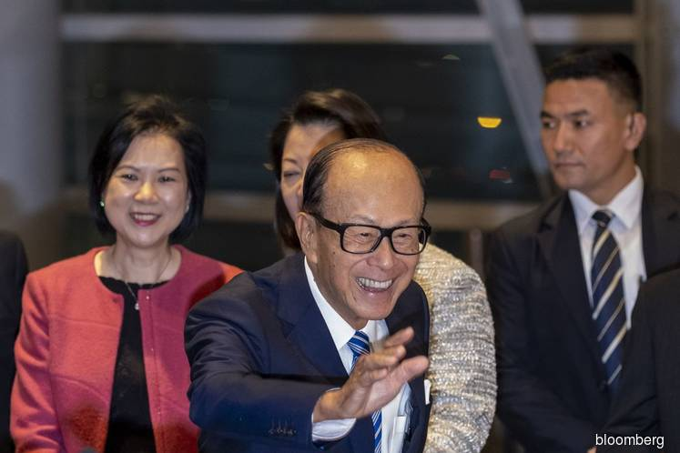 Hong Kong's richest man made early Zoom bet that's now worth US$3 bil