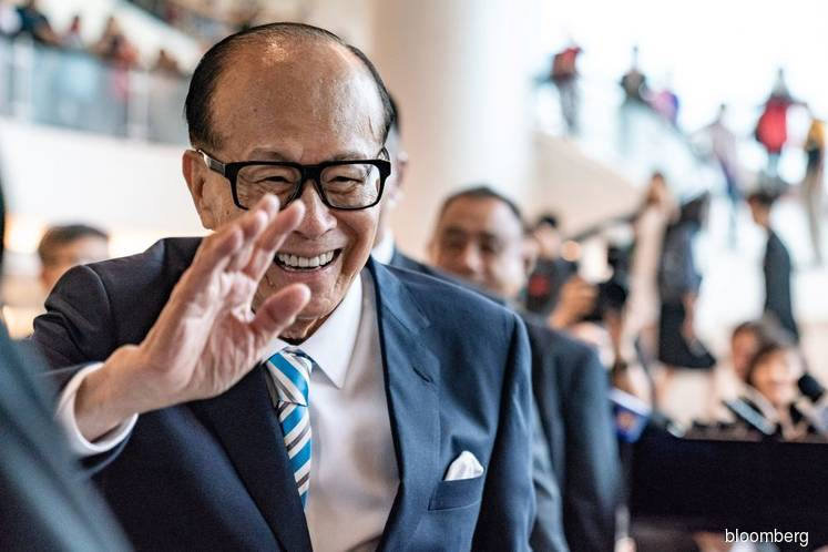 Hong Kong's Richest Man Diversified His Empire Years Before Political Crisis