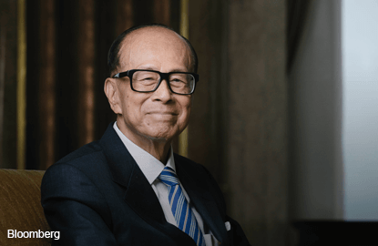 Li Ka-Shing's main companies to increase dividend payments