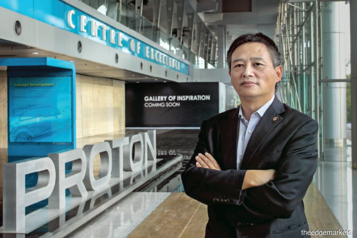 Cover Story: Steering Proton back to No 1