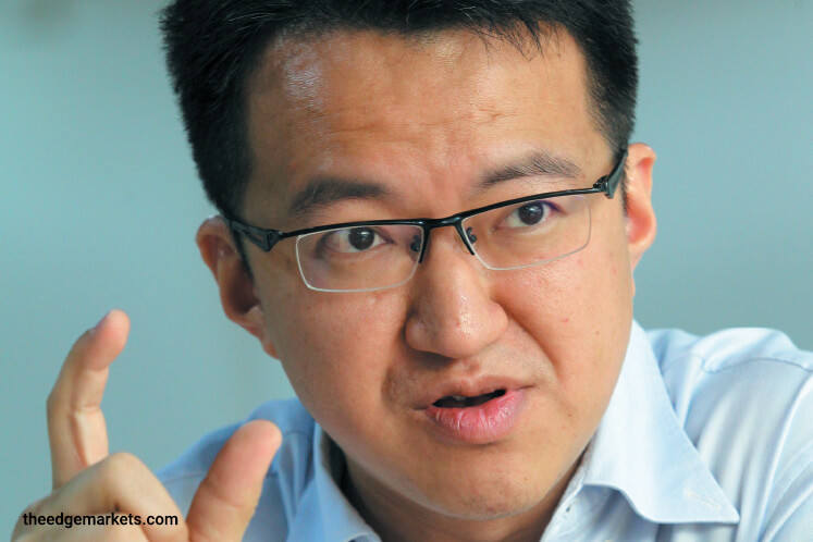 Run-Up to GE14: Liew Chin Tong, DAP strategist and MP for Kluang - BN is weak, but opposition is not strong