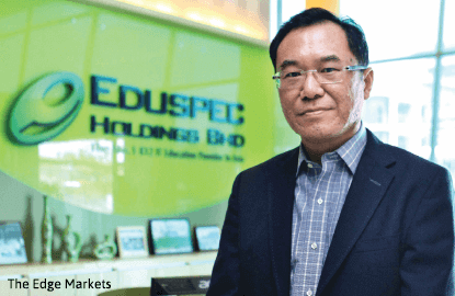 Eduspec sets its sights on next phase of growth