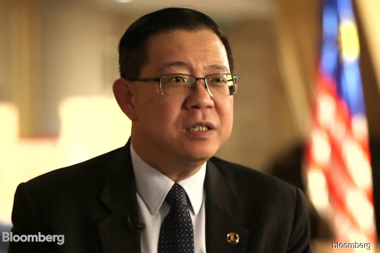 Guan Eng: Govt taking civil action to recover funds from KWAP's RM4b loan to SRC