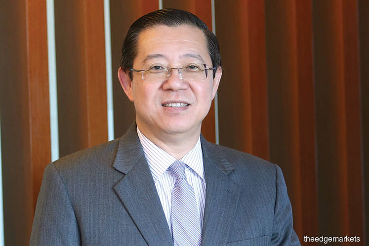 Guan Eng accuses BN govt of robbing account for GST refunds