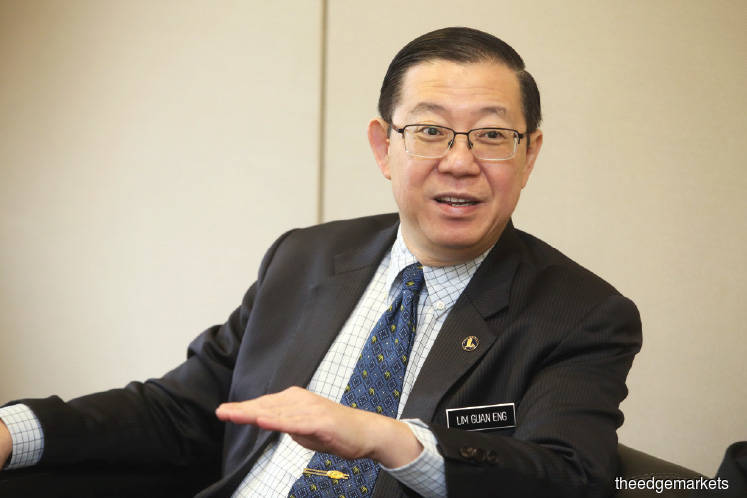 Guan Eng: Fall in CPI due to cheaper input prices