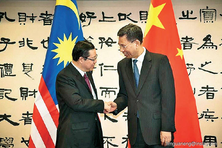 Guan Eng says Chinese banks keen to issue Panda bonds to help M'sia