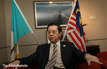Guan Eng pleads not guilty, claims trial