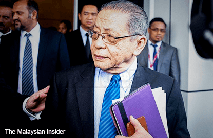Putrajaya revives attempt to suspend Kit Siang, to be debated tomorrow
