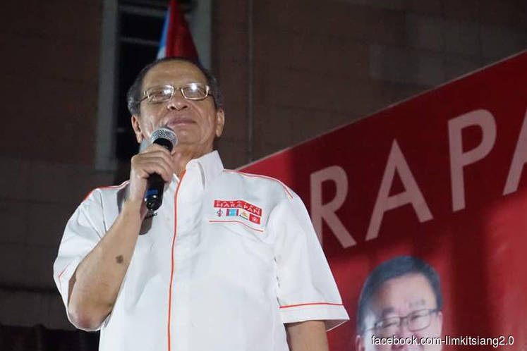 CEP report should be made available for public, says Kit Siang