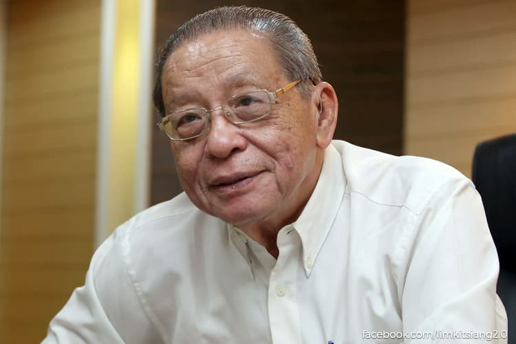 Kit Siang calls for probe into 'Black Tuesday' and 'Week of Long Knives'