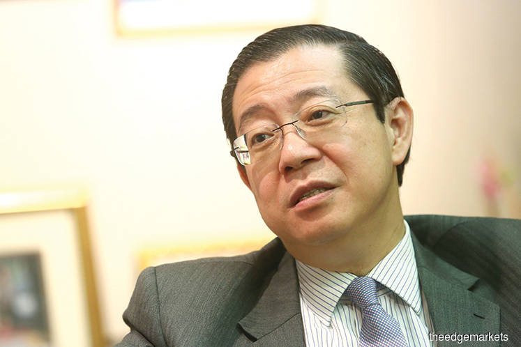 Guan Eng : Malaysia hasn't discussed 1MDB fund recovery with Goldman