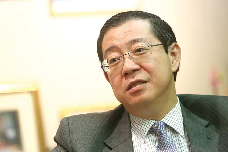 Guan Eng : Malaysia's tax collection rises 8.94% y/y as of Aug 31