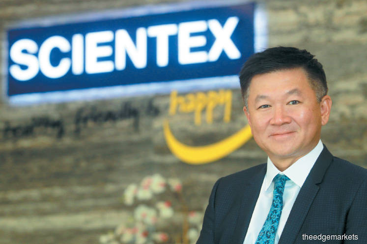 Scientex's appetite  for acquisitions still strong