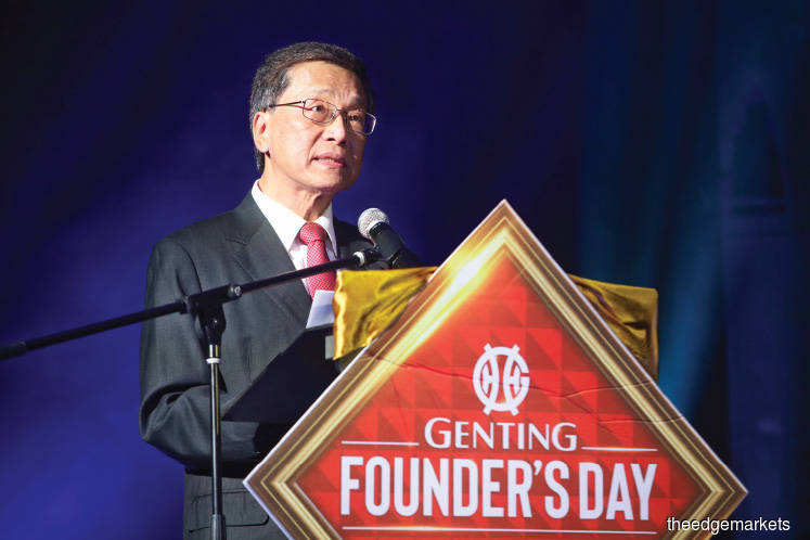 Genting Malaysia sued over Empire Resorts' privatisation