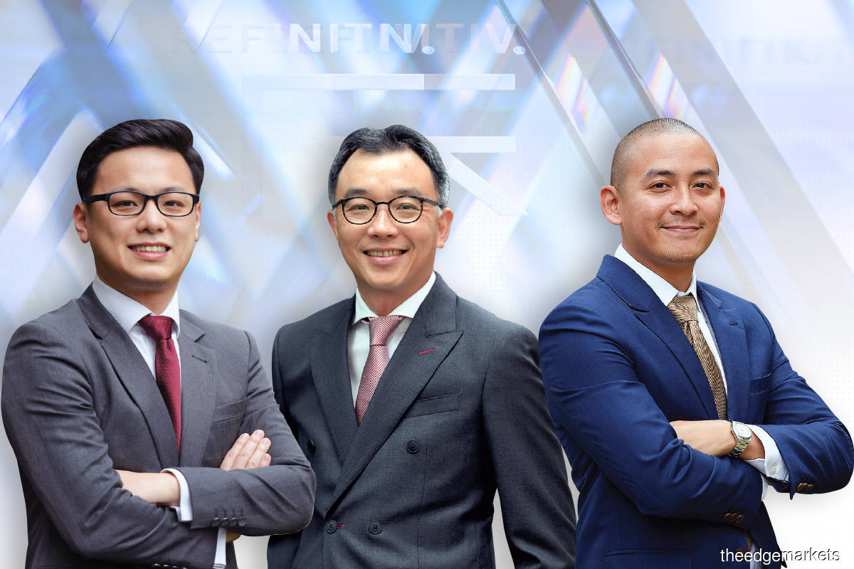 Affin Hwang bags four awards