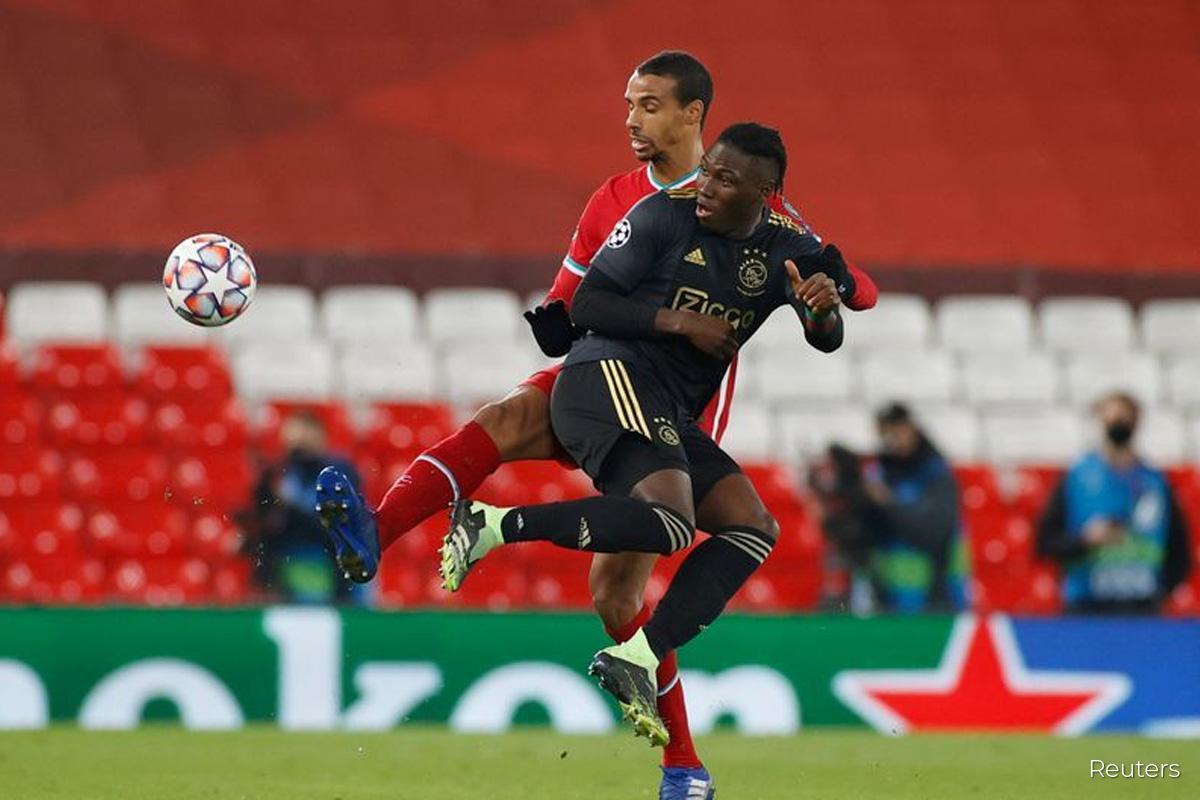 Jones seals progress for depleted Liverpool with win over Ajax